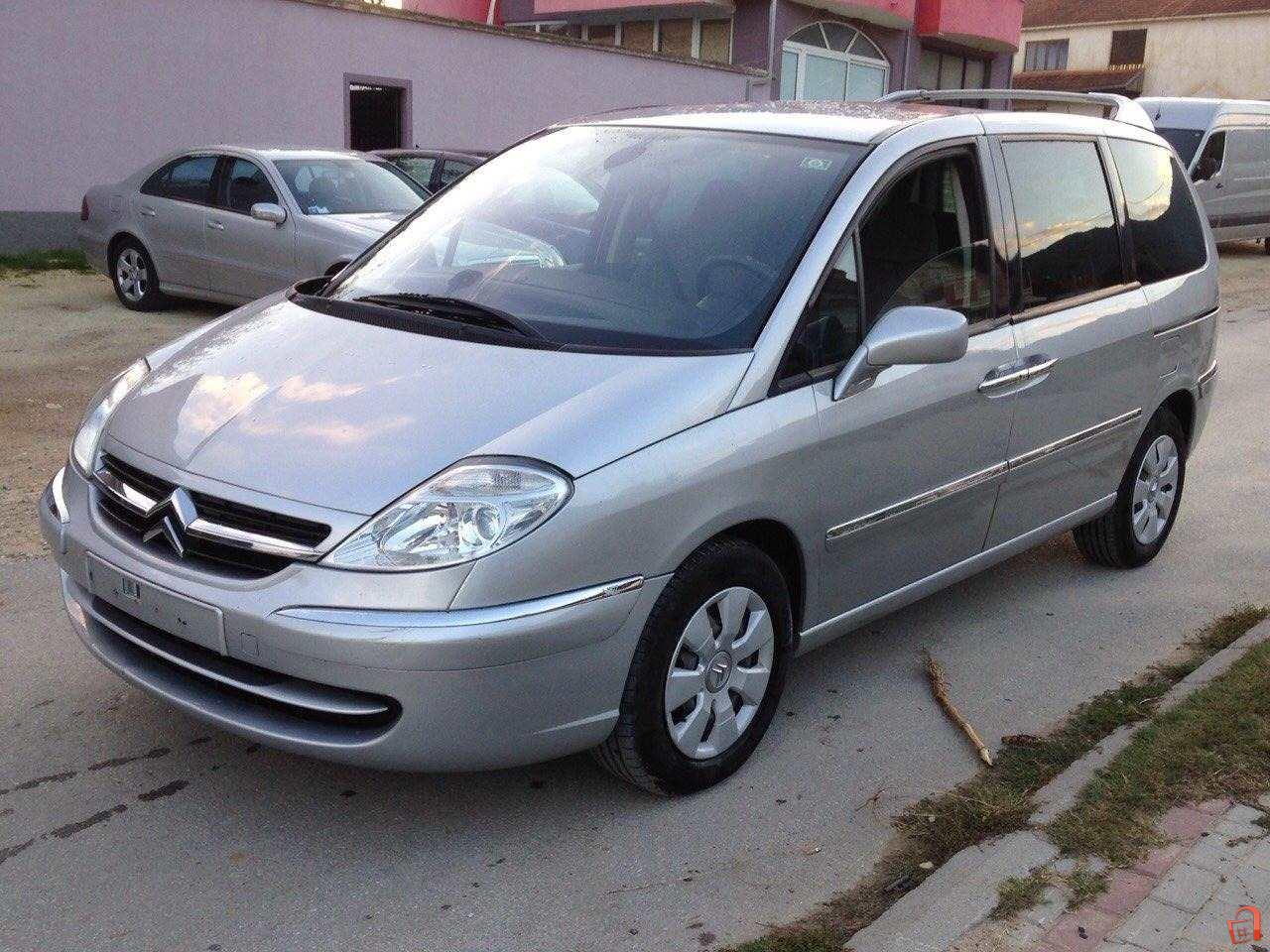 ad citroen c8 2 0 hdi 08 cena povolna for sale prilep dolneni vehicles. Black Bedroom Furniture Sets. Home Design Ideas