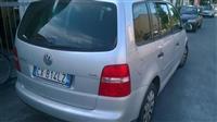 VW TOURAN 1.9TDI 6brzini ORG KM servisna 1 BOJA-06