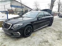 Mercedes S 350 cdi amg optik long