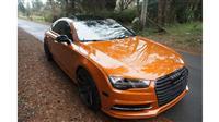 Audi A7 Prestige Sline Quattro Custom