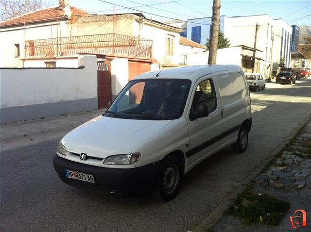pazar3 mk ad peugeot partner 1 9 td 01 for sale prilep prilep rh pazar3 mk Inside Peugeot Partner Peugeot Partner Tipi