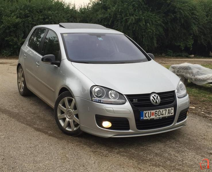 ad vw golf 5 gt sport 170ps 07 for sale kumanovo lipkovo vehicles automobiles. Black Bedroom Furniture Sets. Home Design Ideas