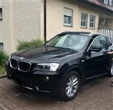 BMW X3 x-line sportpaket