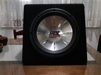 Bufer MTX Tunder 6000