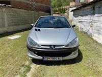 Peugeot 206 2.0 CC cabrio