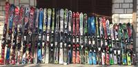 Golem izbor na skii od Svajcarija povolno