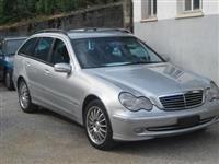 Mercedes C 320 -02 160000km