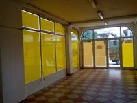 Se izdava deloven prostor na glavna ulica 120m2