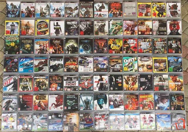 PS3 Igri za Sony Playstation 3 ps 3 Gta Fifa pes | Skopje