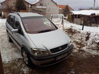Opel Zafira 20dti 101ks.