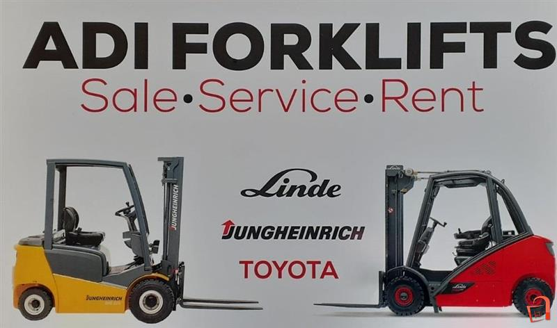 Adi Forklifts Dooel