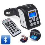 Bluetooth FM transmitter Mp3 player car kit hands