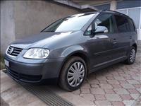 VW TOURAN 2.0tdi 7 sedista FULL od CH