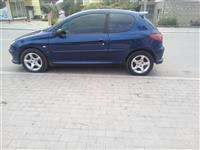 Peugeot 206 1.6 HDI XS -05