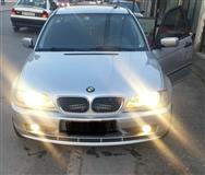 BMW 318 D Facelift