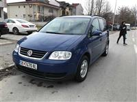 VW TOURAN 2.0 TDI 140KS DSG MENUVAC TOP VOZILO