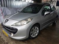 Peugeot 207 1.6 HDI 90ks 4L 100km Full oprema-08