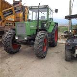 Traktor Fendt 611Ls Turbomatic 110PS