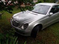 Mercedes E320CDI Redizajn V6 7G Airmatic