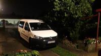 VW Caddy maxi so rampa 2012