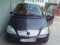 Mercedes A160 extra sostojba -00