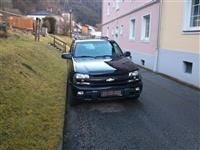 Diplomatic car - Chevrolet Trailblazer 4.2l LT