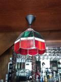 Ekskluzivni luster vitraz svetilki