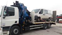 Iznajmuvanje na digalki i usluga so kamionski kran