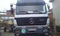 Mercedes 25-38 registriran