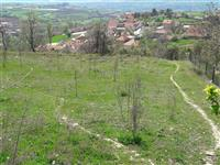 Plac 1700m2 Skopska Crna Gora Ljuboten top pogled