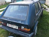 VW Golf 1 so motor 1.6td od VW Golf 2