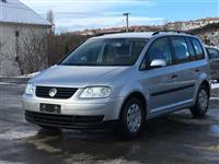 VW Touran 1.9TDI 105ks 7-SEDISTA 6-BRZINI -05