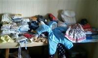 Bebeshka i detska obleka 200 parchinja