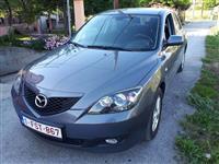 Mazda 3 1.6 hdi 90 ks  full oprema