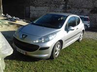 Peugeot 207 bezin 1.4
