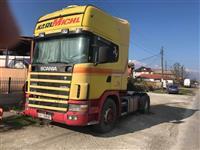 Polovni delovi za Scania 124/470 po odlicni ceni