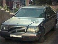 Mercedes S 350 Turbo DizelW140 -93 special edition