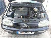 VW Golf 3 1.9tdi 110kw -97