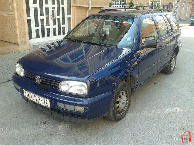 ad vw golf 3 1 9 d prv gazda 96 for sale skopje centar vehicles automobiles vw. Black Bedroom Furniture Sets. Home Design Ideas