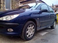 Peugeot 206 1.4hdi PERFEKTNO