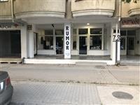 Deloven prostor vo Ohrid