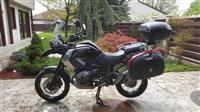 Motorcikl BMW GS 1200R TRIPLEBLACK