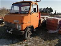Tovarno Vozilo HANOMAG 1971