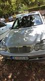 Mercedes C 220 CDI -00 143 ks Elegance
