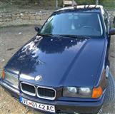 BMW 325 td registrirano moze zamena