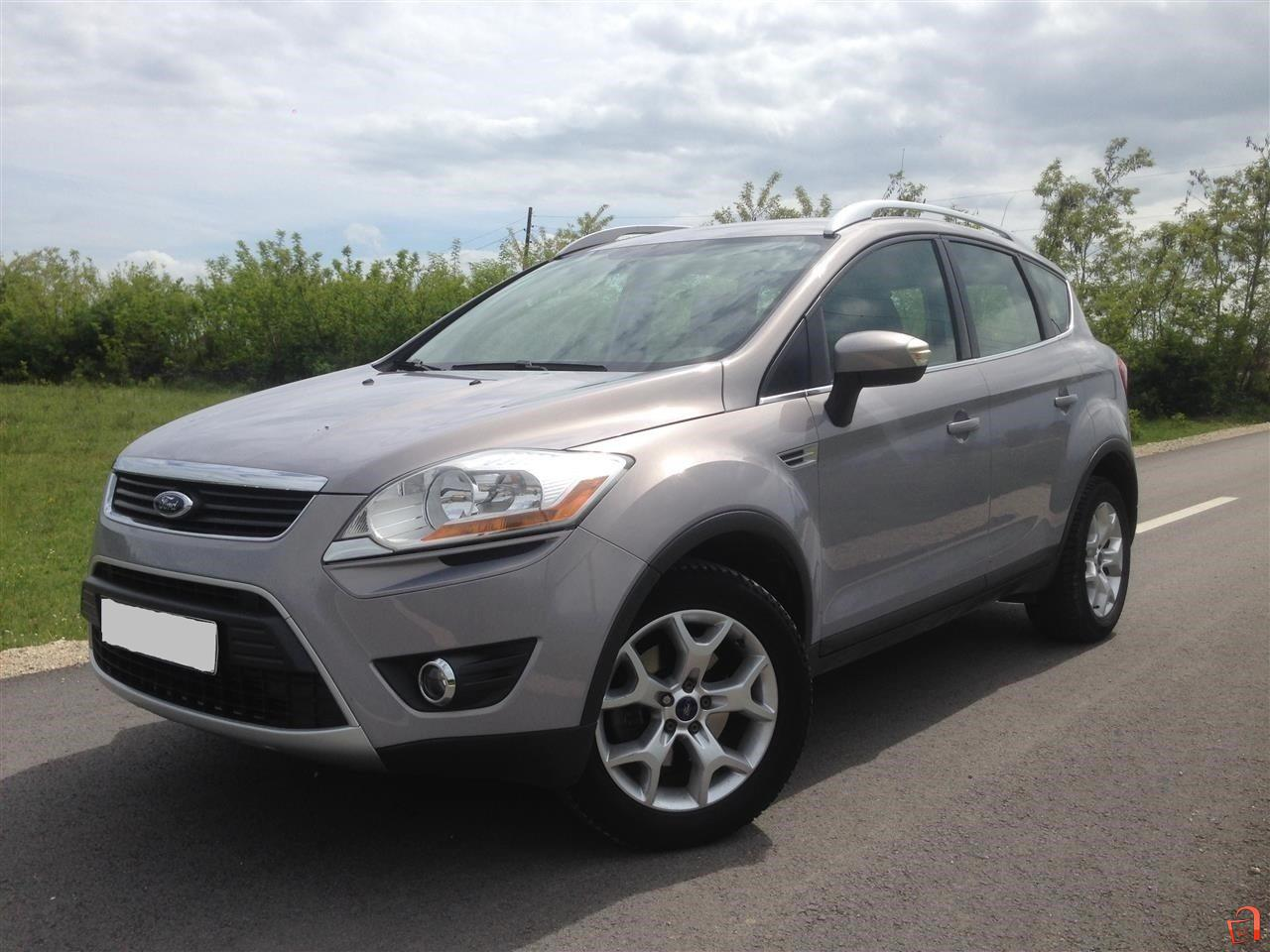 ford kuga 2 0 tdci 11 automatik 4x4 awd. Black Bedroom Furniture Sets. Home Design Ideas