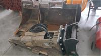 BAGERI Hitachi Ex 35 CASE25 t O&K 25 T
