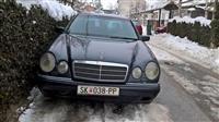 Mercedes E200 full oprema