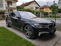 BMW 730 xdrive individual m packet