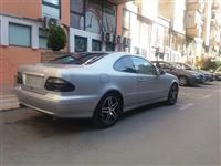 Mercedes CLK 200 benz/plin